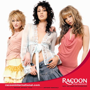 Hair Extensions by Racoon